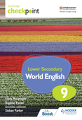 Cambridge Checkpoint Lower Secondary World English Student's Book 9