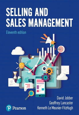 Selling and Sales Management PDF eBook | David Jobber | Pearson