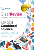 ClearRevise AQA GCSE Combined Science: Trilogy 8464 - 2021