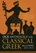 OCR Anthology for Classical Greek AS and A Level: 2021-2023