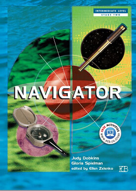 Navigator - StudentBook | Gloria Spielman, Judy Dobkins | Eric Cohen Books