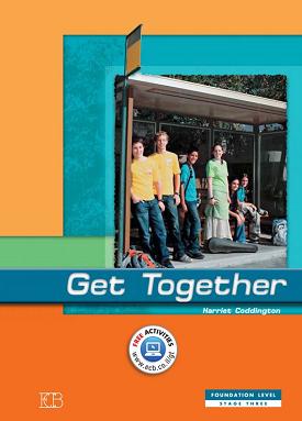 Get Together - StudentBook | Harriet Coddington | Eric Cohen Books