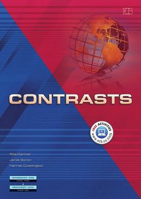 Contrasts - StudentBook | Rita Carmel, Janet Goren, Harriet Coddington | Eric Cohen Books