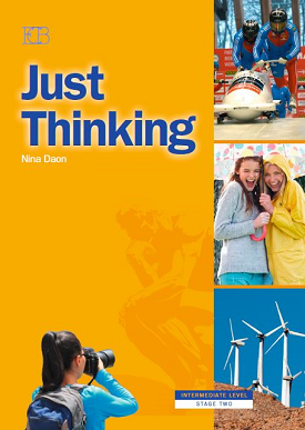 Just thinking - Student Book | Daon Nina | Eric Cohen Books