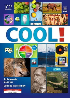 COOL! Foundation Level Stage 3, Student Book | Judi Alexander, Vicky Tsur | Eric Cohen Books