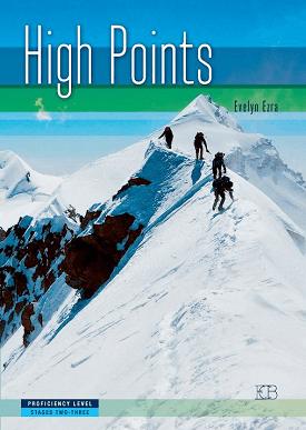 High Points - StudentBook | Evelyn Ezra | Eric Cohen Books