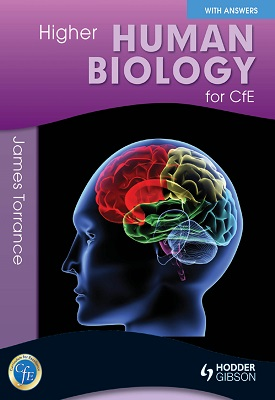 Higher Human Biology with Answers for CfE | Clare Marsh, James Simms, Et al | Hodder