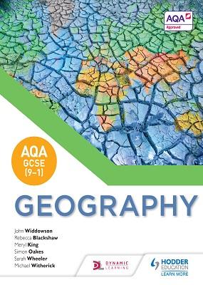 AQA GCSE (9–1) Geography | John Blackshaw, Rebecca King | Hodder