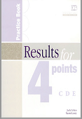 Results for 4 Points Modules C D E  - Practice Book
