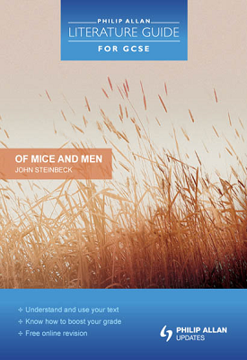 Philip Allan Literature Guide (for GCSE): Of Mice and Men | Steve Eddy | Hodder