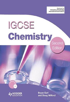 Cambridge IGCSE Chemistry second edition | Bryan Earl, Doug Wilford | Hodder