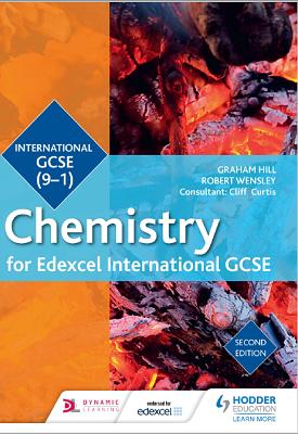 Edexcel International GCSE Chemistry Student Book Second Edition | Graham HIll, Robert Wensley | Hodder