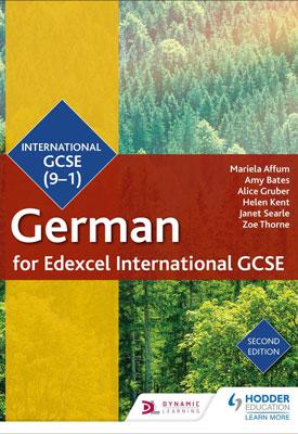 Edexcel International GCSE German Student Book Second Edition | Mariela Affum, AMy Bates, Et al | Hodder