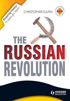 Enquiring History: The Russian Revolution 1894-1924 | Christopher Culpin | Hodder