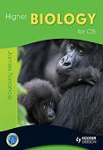 Higher Biology for CfE