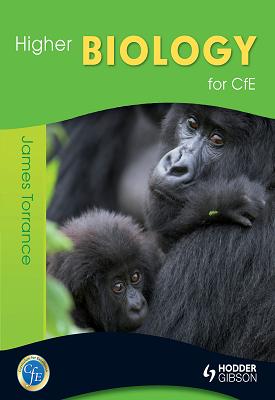 Higher Biology for CfE | Clare Marsh, James Simms, Et al | Hodder