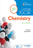 Cambridge IGCSE Chemistry Third Edition