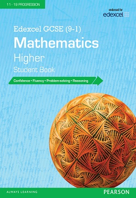 Edexcel GCSE (9-1) Mathematics: Higher Student Book | Staff | Pearson
