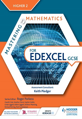 Mastering Mathematics for Edexcel GCSE: Higher 2 | Gareth Cole, Heather Davis, Et al | Hodder