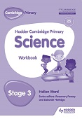 Hodder Cambridge Primary Science Workbook 3