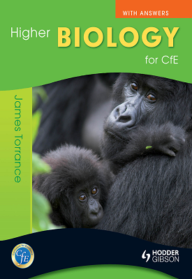 Higher Biology for CfE with Answers | Clare Marsh, James Simms, Et al | Hodder