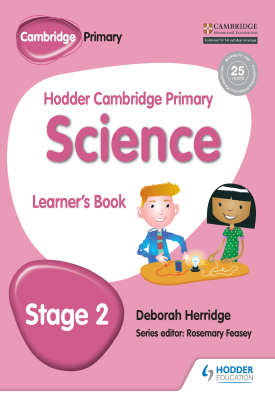 Hodder Cambridge Primary Science Learner's Book 2   Deborah Herridge   Hodder