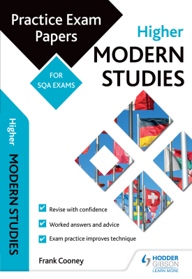 Higher Modern Studies: Practice Papers for SQA Exams | Frank Cooney | Hodder