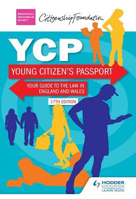 Young Citizen's Passport Seventeenth Edition | The Citizenship Foundation | Hodder